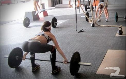 crossfit brash fitness clean