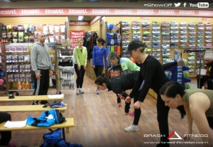 brash fitness running room clinic 4