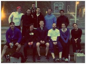 4x400m crew may 23 2013