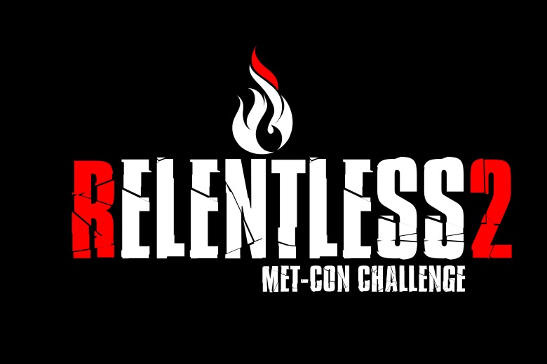 relentless 2 logo blk