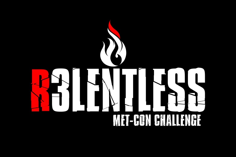 relentless 3 logo blk
