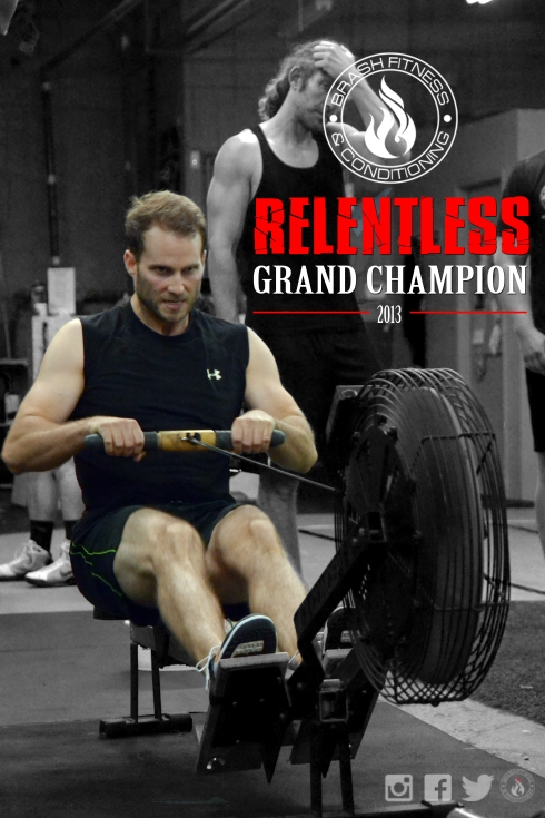 relentless 2013 grand champion adam