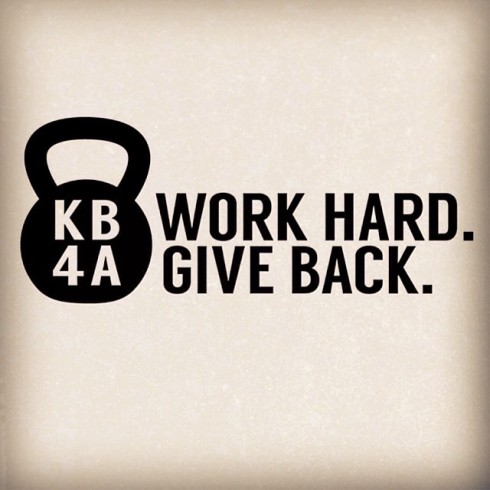 kb4a work hard give back