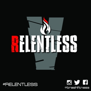 Relentless 5 new logo
