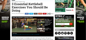 AC Stack kettlebell Article