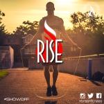 Brash Fitness rise logo 5
